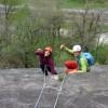 Kletterwochenende im Tessin, 03. – 05.05.2019